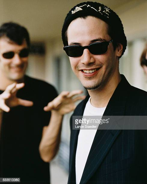 Keanu Reeves and Fellow Dogstar Band Member Rob Mailhouse