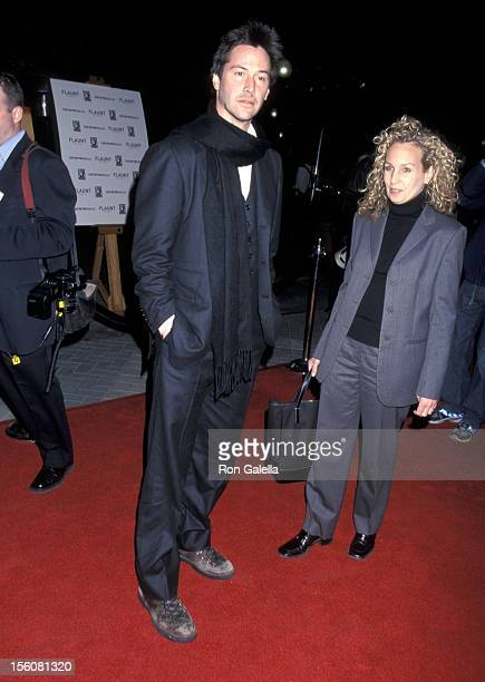 Us premiere gift reeves getty images keanu reeves and guest during the gift los angeles premiere at paramount studios in negle Images