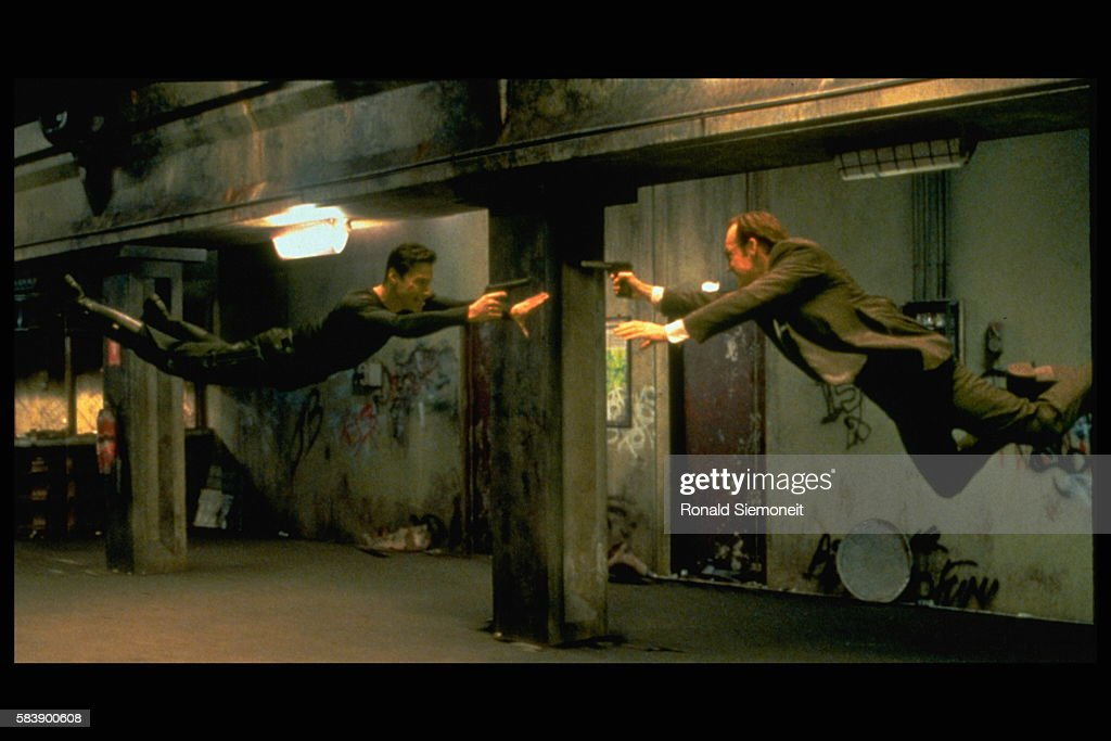 FILM 'THE MATRIX' BY ANDY AND LARRY WACHOWSKI : News Photo