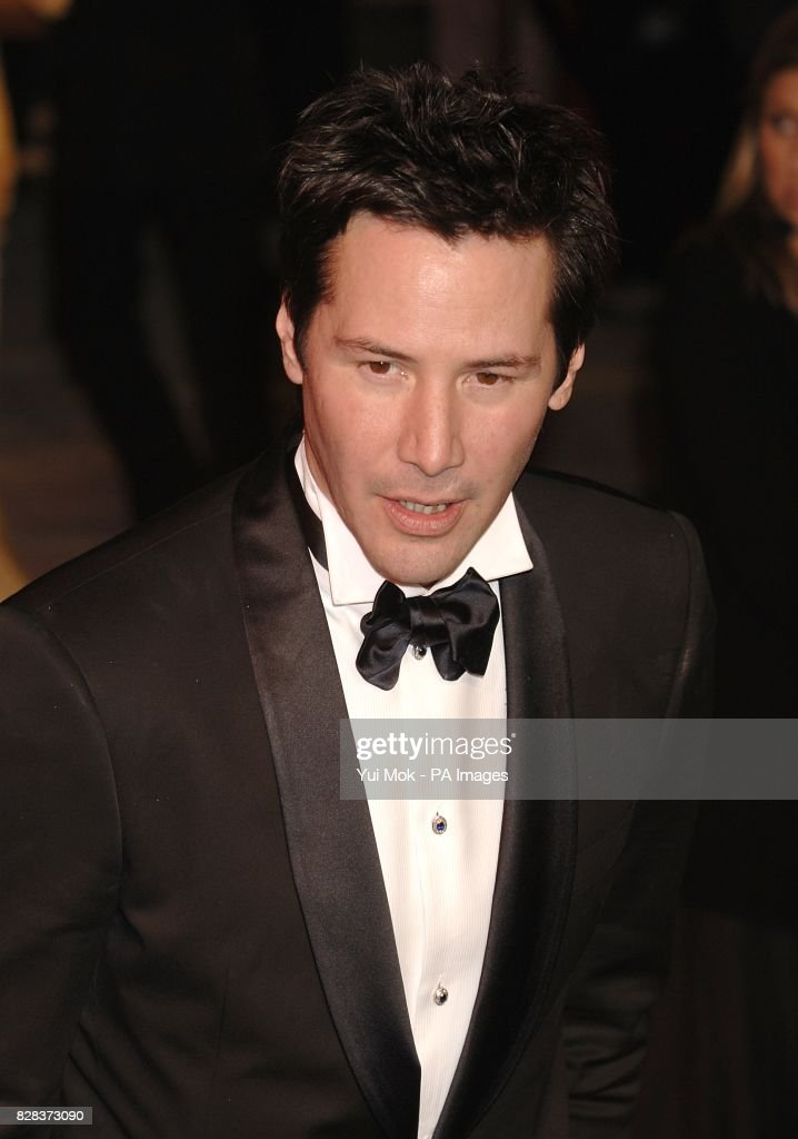 Keanu Reeves Arrives On The Red Carpet News Photo Getty Images