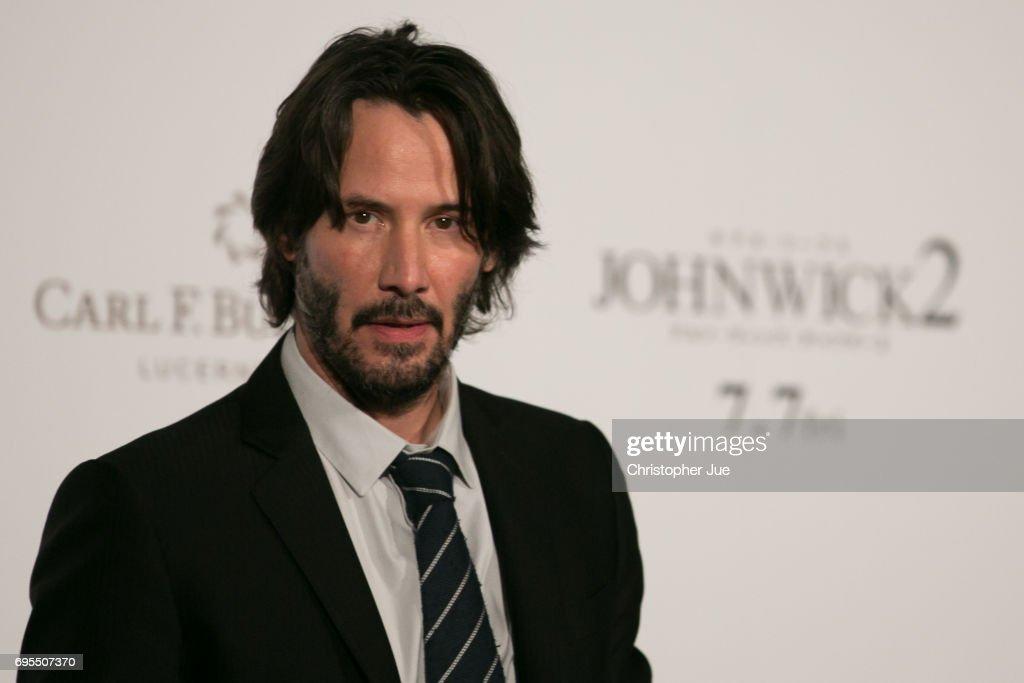 'John Wick: Chapter 2' Japan Premiere : News Photo