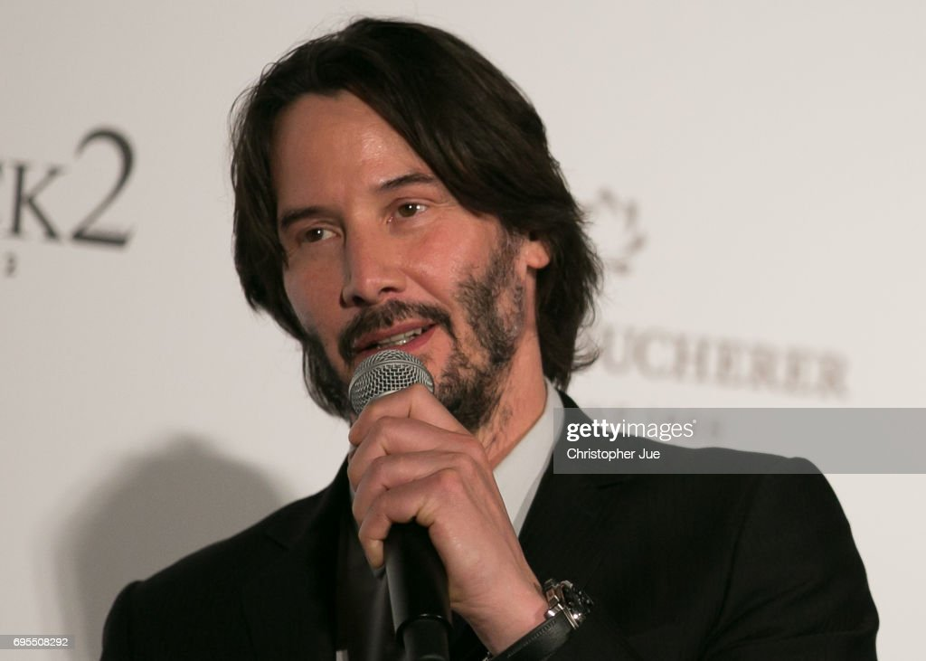 'John Wick: Chapter 2' Japan Premiere : Fotografía de noticias