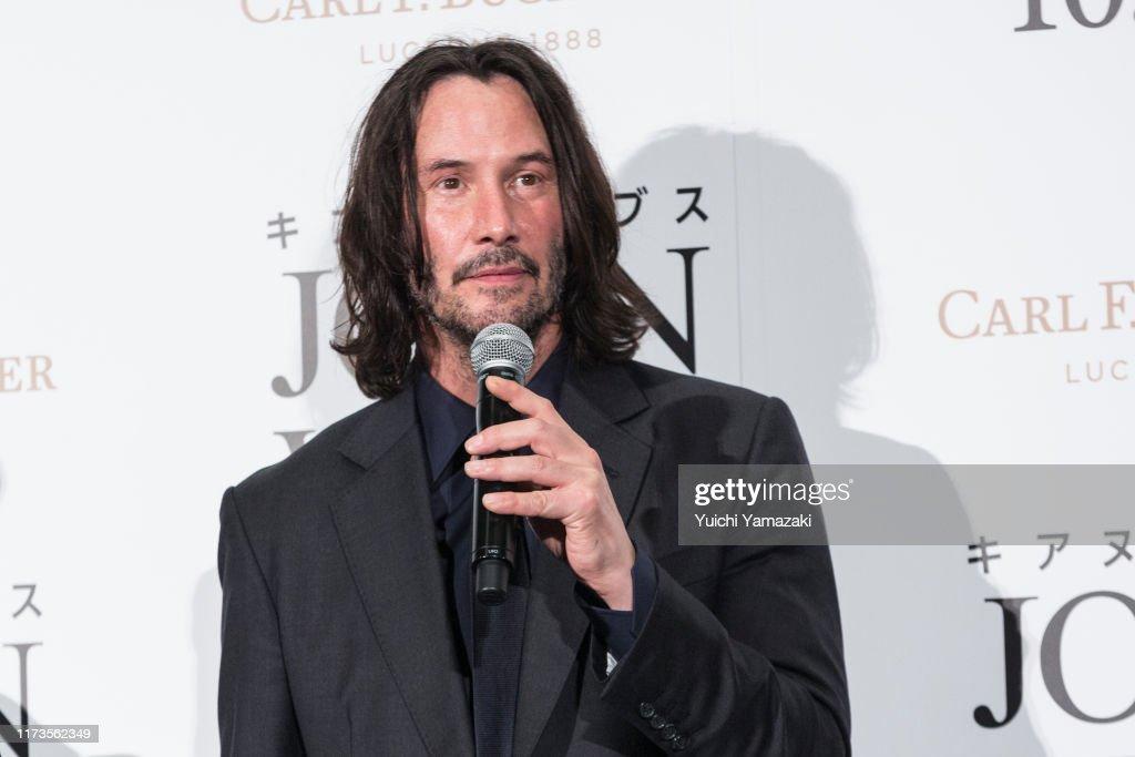 'John Wick: Chapter 3  Parabellum' Premiere In Tokyo : ニュース写真