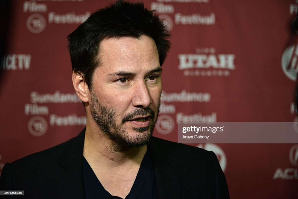 """Knock Knock"" Premiere - 2015 Sundance Film Festival : News Photo"