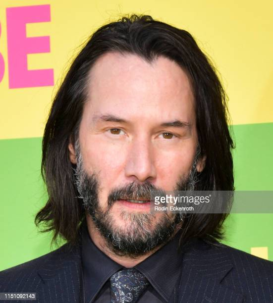 Keanu Reeves attends the premiere of Netflix's Always Be My Maybe at Regency Village Theatre on May 22 2019 in Westwood California