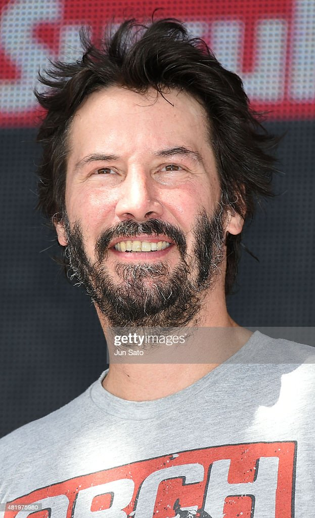 Keanu Reeves Makes Guest Appearance At Suzuka 8 Hours