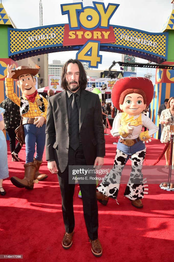 "The World Premiere Of Disney And Pixar's ""TOY STORY 4"" : News Photo"