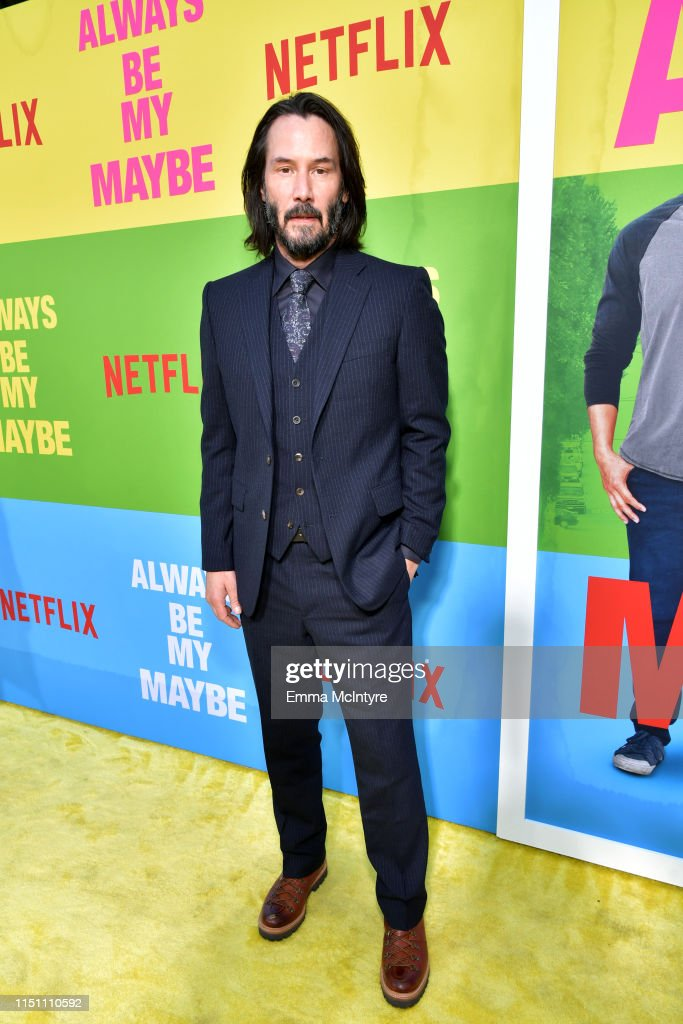 """World Premiere Of Netflix's """"Always Be My Maybe"""" : News Photo"""