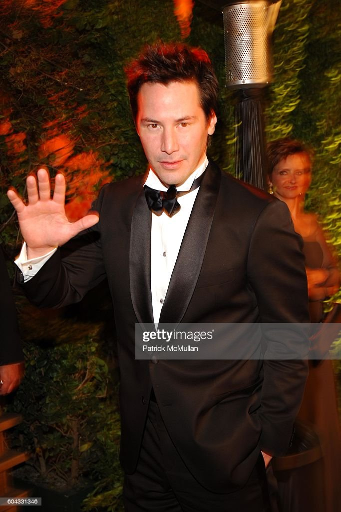 Keanu Reeves Attends Vanity Fair Oscar Party At Morton S Restaurant News Photo Getty Images