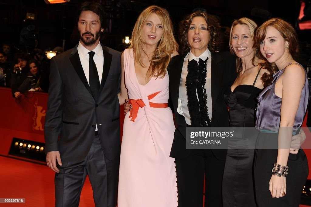 59th Berlinale. Berlin International Film Festival. Premiere of the movie 'The Private Lives Of Pipa Lee' : News Photo