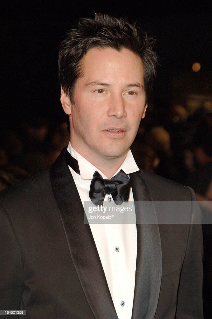 Keanu Reeves During 2006 Vanity Fair Oscar Party At Morton S In West News Photo Getty Images