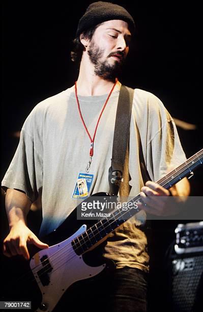Keanu Reeves of Dogstar