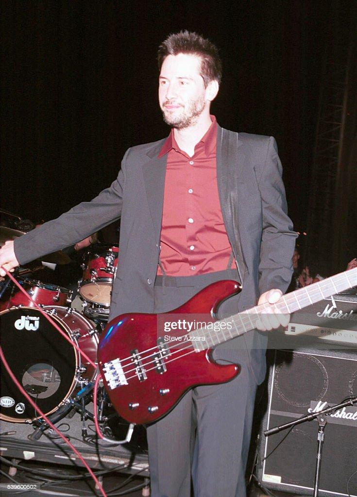 Keanu reeves band