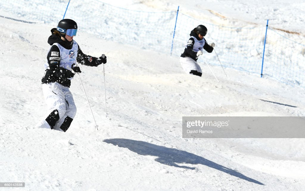FIS Freestyle Ski & Snowboard World Championships 2017 - Day Two
