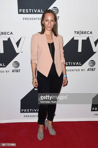 Keayr Braxton attends the Tribeca TV Festival series premiere of Released at Cinepolis Chelsea on September 22 2017 in New York City