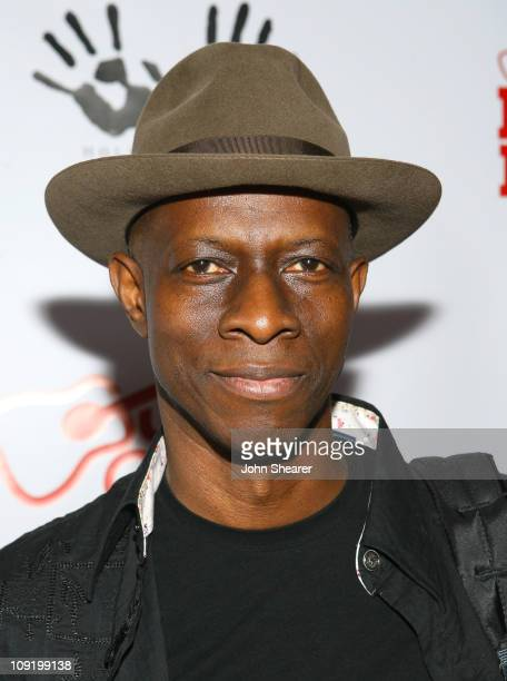 Keb' Mo' during Guitar Center's King of The Blues at Music Box Fonda Theater in Hollywood California United States