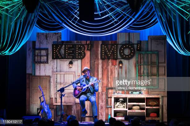 Keb Mo performs live in concert during the Blue Note Jazz and Blues Festival at Sony Hall on June 17 2019 in New York City