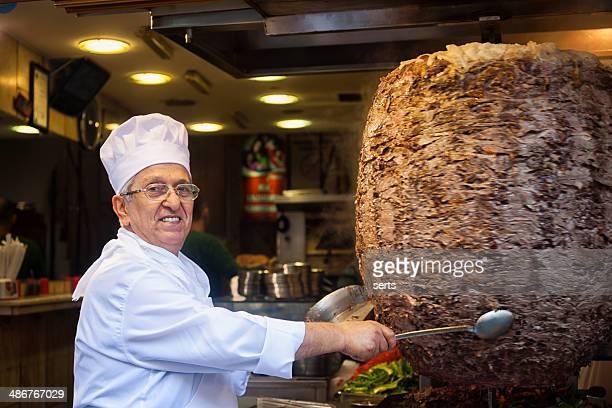 Kebab Chefkoch in Istanbul