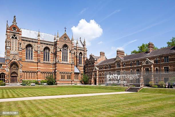 Keble College at Oxford University