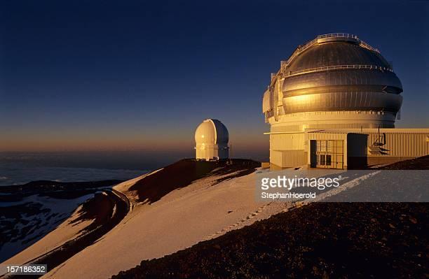 Keck Observatories, Hawai`i