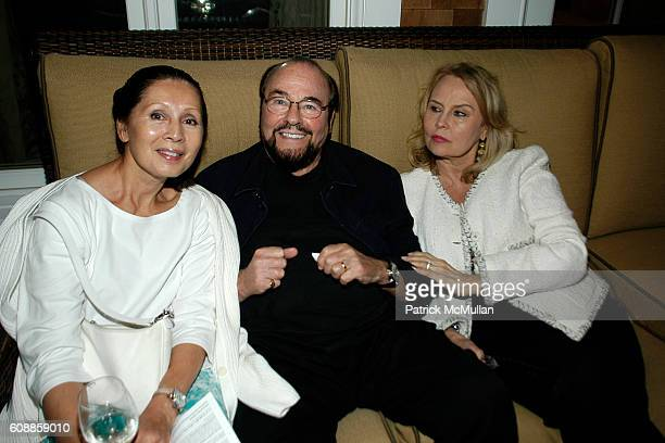 Kedakai Turner Lipton James Lipton and Cornelia Bregman attend The Kickoff party of Bewitched Bothered and Bewildered The 2007 ALZHEIMER'S...