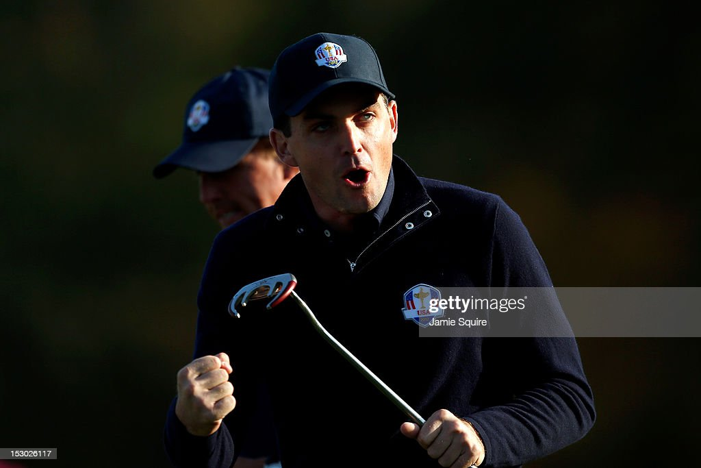 Ryder Cup - Day Two Morning Foursomes