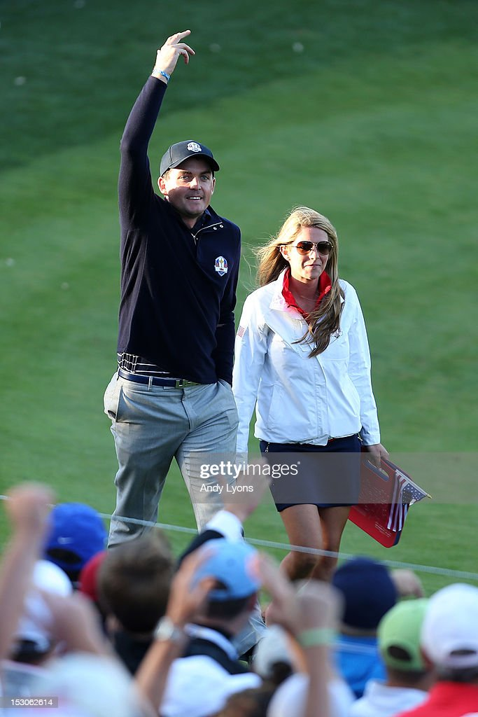 Ryder Cup - Day Two Four-Balls : News Photo