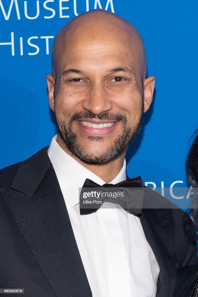 Keegan Michael Key attends the 2017 American Museum of Natural History Museum Gala at the American Museum of Natural History on November 30, 2017 in New York City.