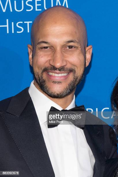 Keegan Michael Key attends the 2017 American Museum of Natural History Museum Gala at the American Museum of Natural History on November 30 2017 in...