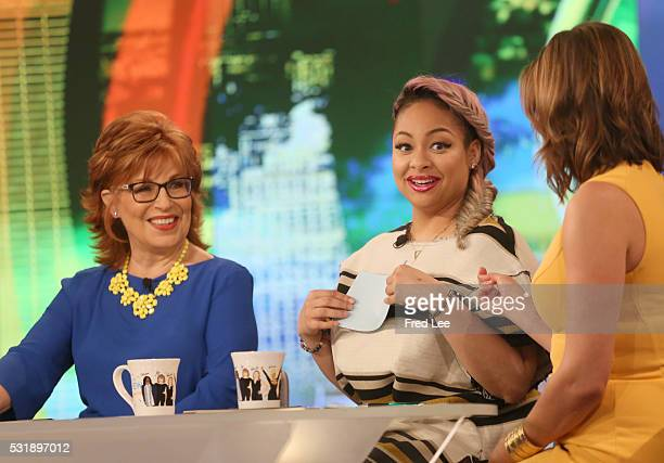 THE VIEW KeeganMichael Key and Ellie Kemper are guest on THE VIEW 5/17/16 airing on the Walt Disney Television via Getty Images Television Network...