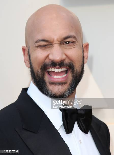 KeeganMichael Key attend the 91st Annual Academy Awards at Hollywood and Highland on February 24 2019 in Hollywood California