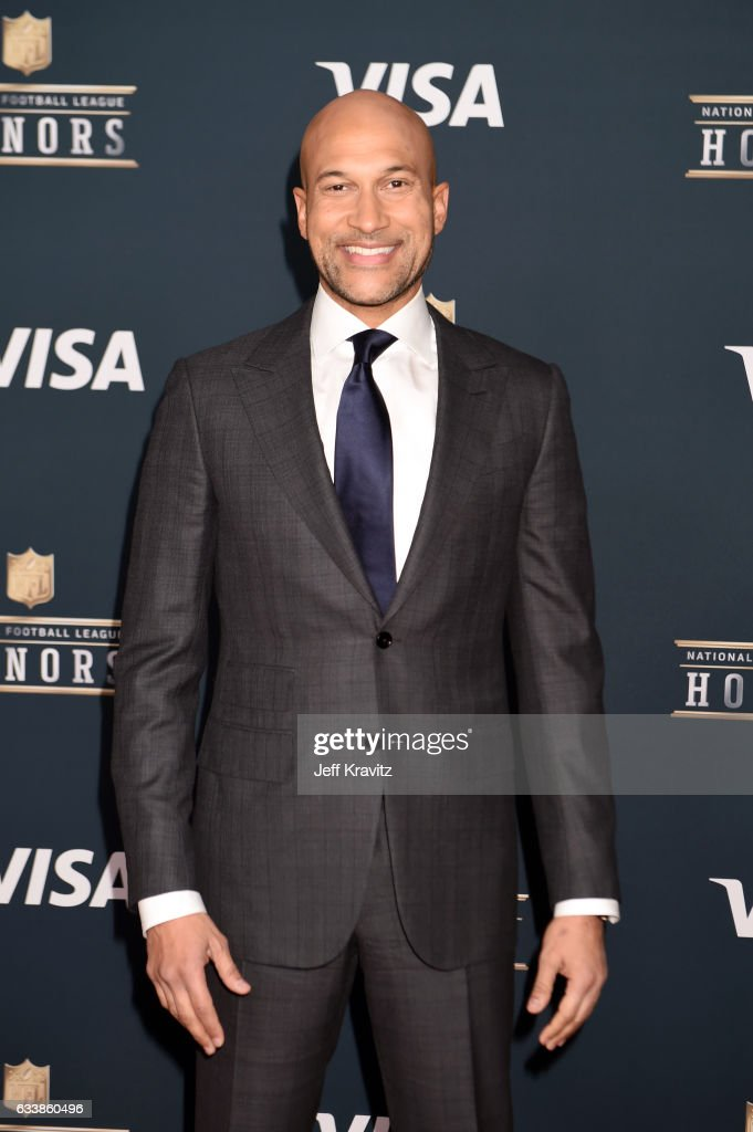 Keegan-Michael Key attends 6th Annual NFL Honors at Wortham Theater Center on February 4, 2017 in Houston, Texas.