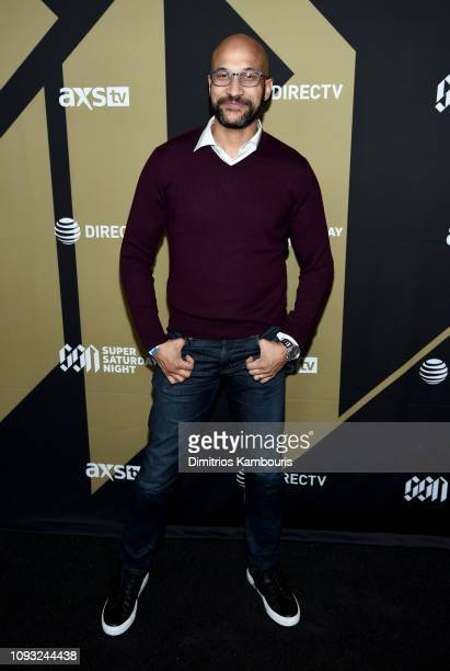 KeeganMichael Key attends DIRECTV Super Saturday Night 2019 at Atlantic Station on February 2 2019 in Atlanta Georgia