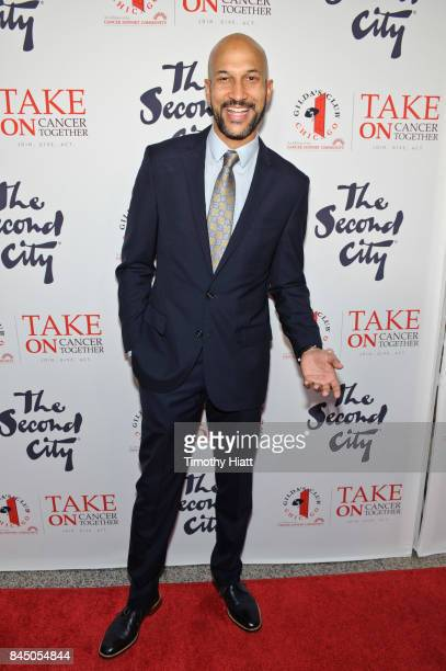 KeeganMichael Key attends I Can't Believe They Wendt There The Roast Of George Wendt on September 9 2017 in Chicago Illinois