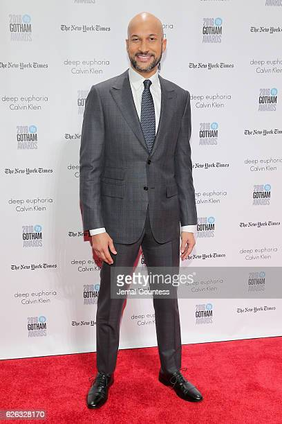 Keegan-Michael Key attends IFP's 26th Annual Gotham Independent Film Awards at Cipriani, Wall Street on November 28, 2016 in New York City.