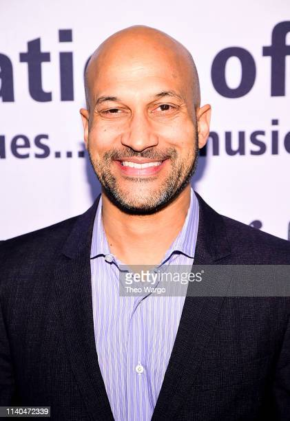 KeeganMichael Key attends the 17th Annual A Great Night In Harlem at The Apollo Theater on April 04 2019 in New York City
