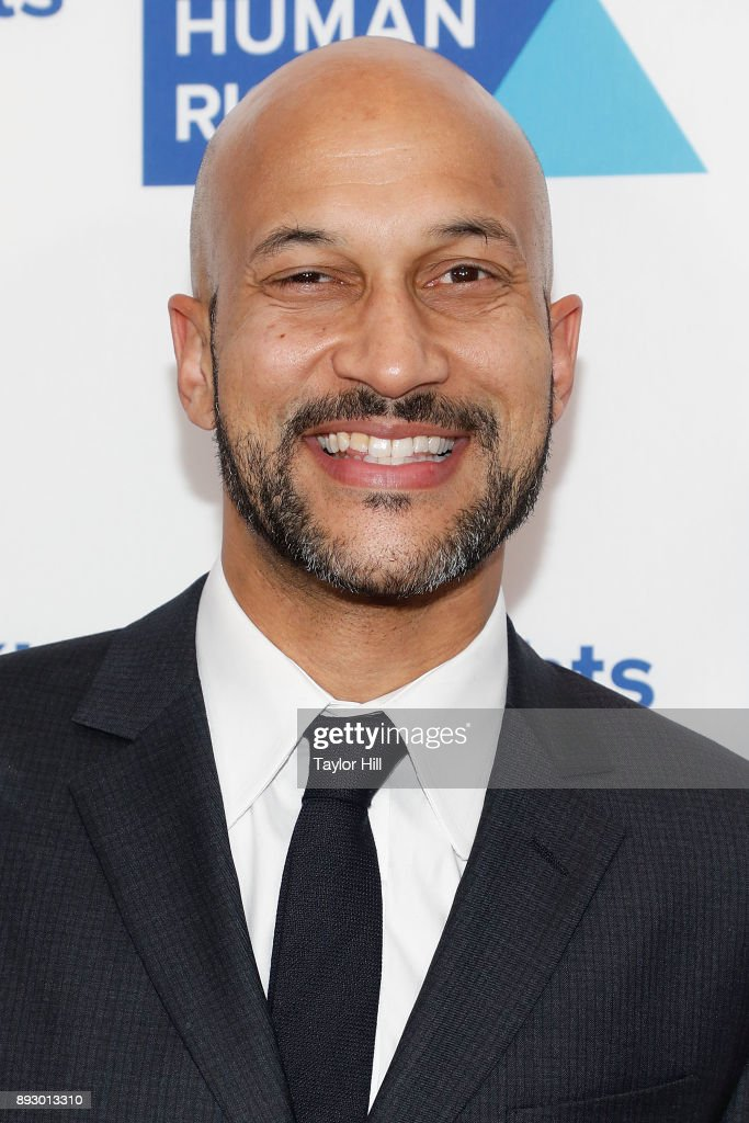 Keegan-Michael Key attends the 2017 Ripple of Hope Awards at New York Hilton on December 13, 2017 in New York City.