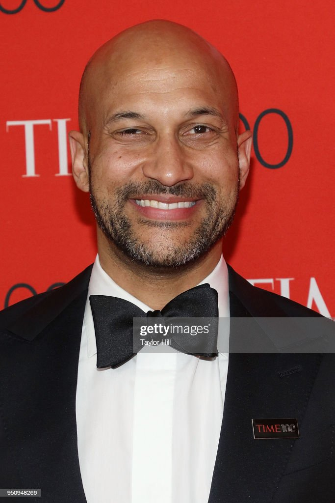 Keegan-Michael Key attends the 2018 Time 100 Gala at Frederick P. Rose Hall, Jazz at Lincoln Center on April 24, 2018 in New York City.