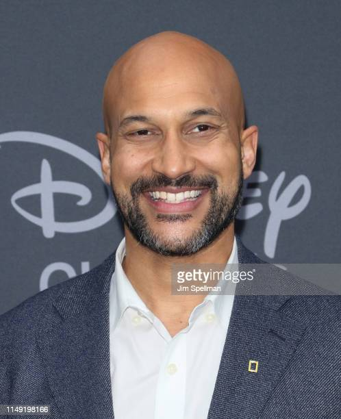 KeeganMichael Key attends the 2019 Walt Disney Television Upfront at Tavern On The Green on May 14 2019 in New York City