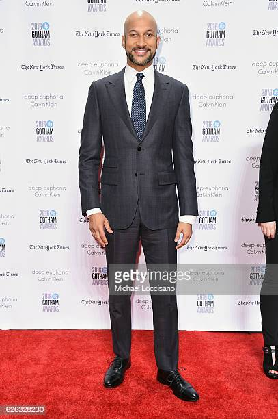 Keegan-Michael Key attends the 26th Annual Gotham Independent Film Awards at Cipriani Wall Street on November 28, 2016 in New York City.