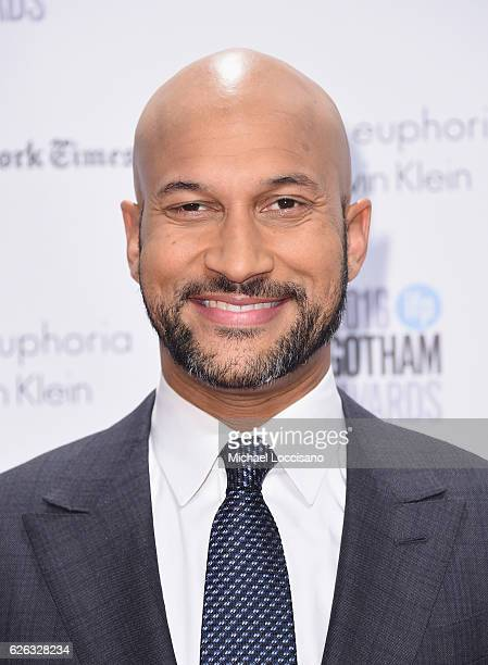 KeeganMichael Key attends the 26th Annual Gotham Independent Film Awards at Cipriani Wall Street on November 28 2016 in New York City