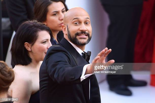 KeeganMichael Key attends the 91st Annual Academy Awards at Hollywood and Highland on February 24 2019 in Hollywood California