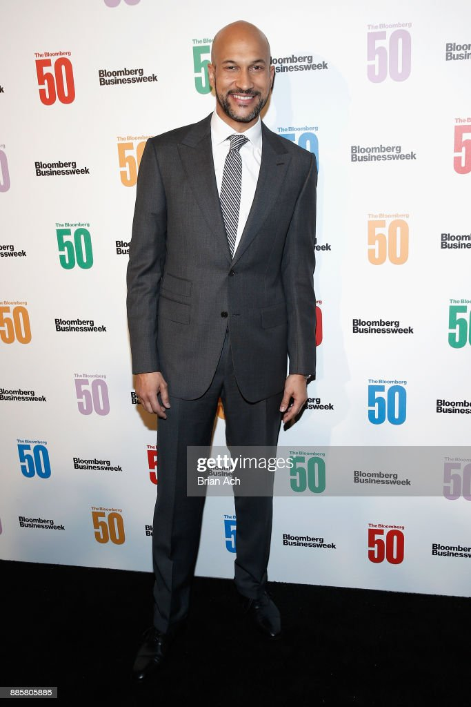 Keegan-Michael Key attends 'The Bloomberg 50' Celebration at Gotham Hall on December 4, 2017 in New York City.