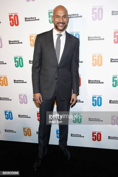 KeeganMichael Key attends 'The Bloomberg 50' Celebration at Gotham Hall on December 4 2017 in New York City