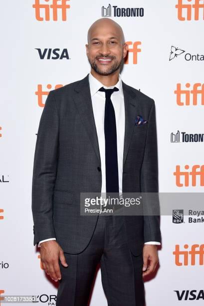 KeeganMichael Key attends the The Predator premiere during the 2018 Toronto International Film Festival at Ryerson Theatre on September 6 2018 in...