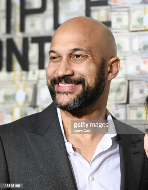 KeeganMichael Key attends the 'Triple Frontier' World Premiere at Jazz at Lincoln Center on March 03 2019 in New York City