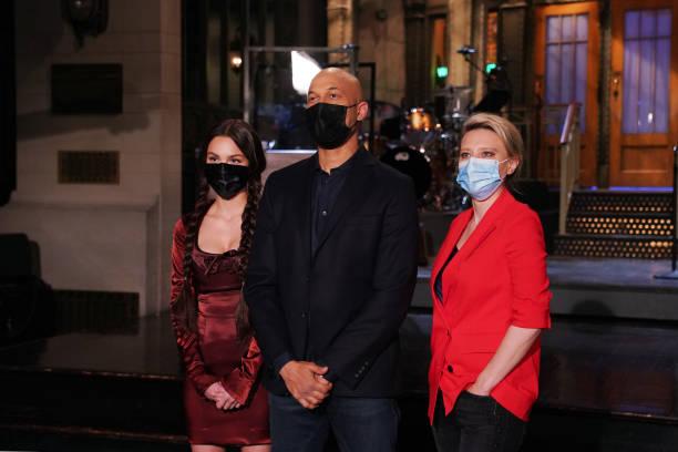 """NY: NBC'S """"Saturday Night Live"""" - Keegan-Michael Key, Olivia Rodrigo"""