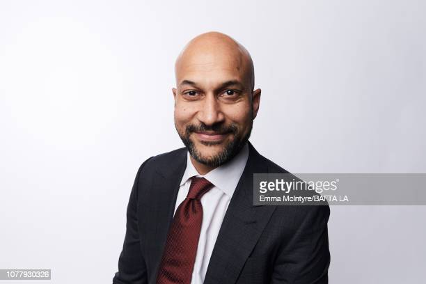 KeeganMichael Key poses for a portrait at The BAFTA Tea Party on January 5 2019 in Beverly Hills California