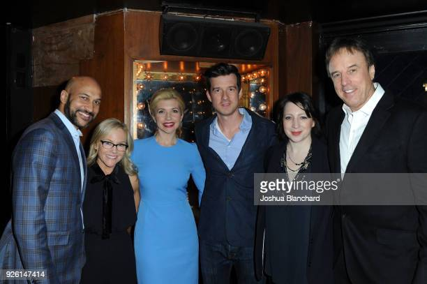 KeeganMichael Key Rachael Harris Susan Yeagley Christian Hebel Elisa Pugliese and Kevin Nealon attend Keep It Clean To Benefit Waterkeeper Alliance...