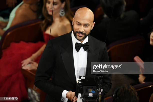 KeeganMichael Key speaks during the 91st Annual Academy Awards at Dolby Theatre on February 24 2019 in Hollywood California
